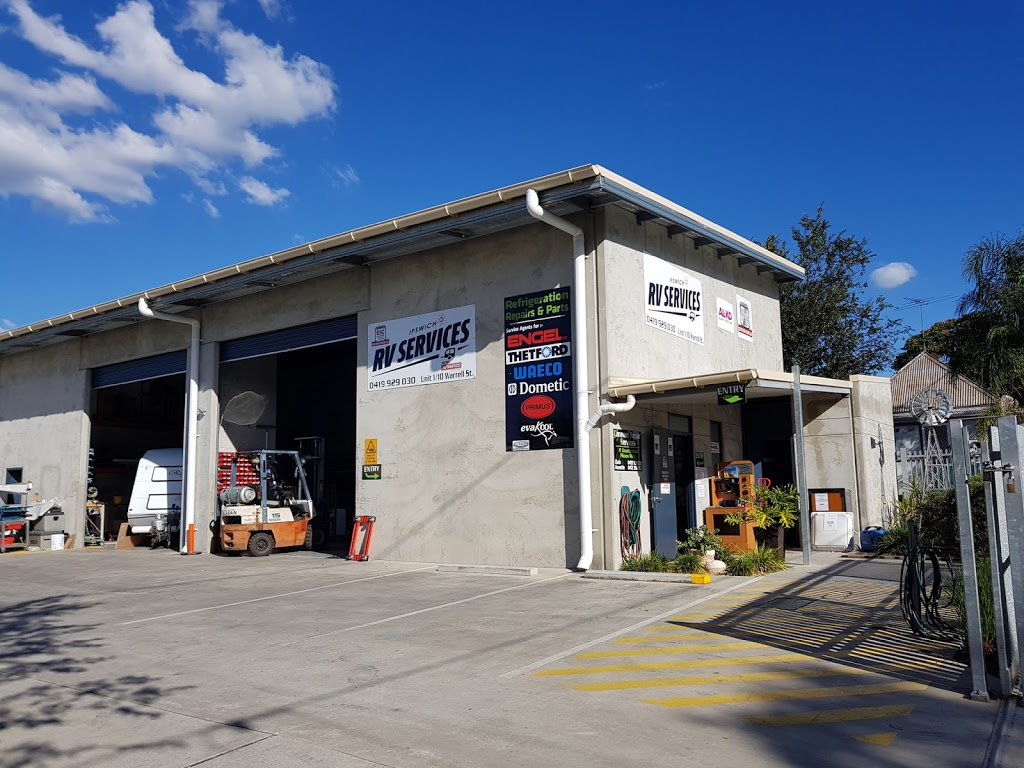 Ipswich RV Services | car repair | 1/10 Warrell St, West Ipswich QLD 4305, Australia | 0419929030 OR +61 419 929 030