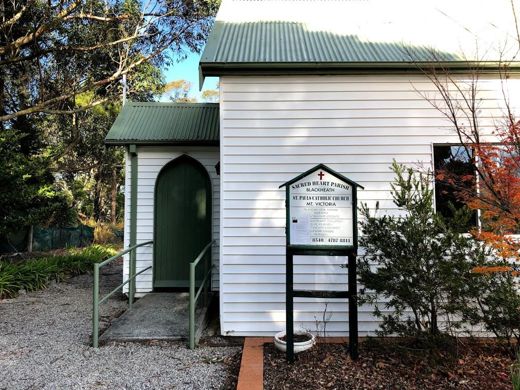 St Pauls Catholic Church | church | 65 Great Western Hwy, Mount Victoria NSW 2786, Australia | 0247878540 OR +61 2 4787 8540