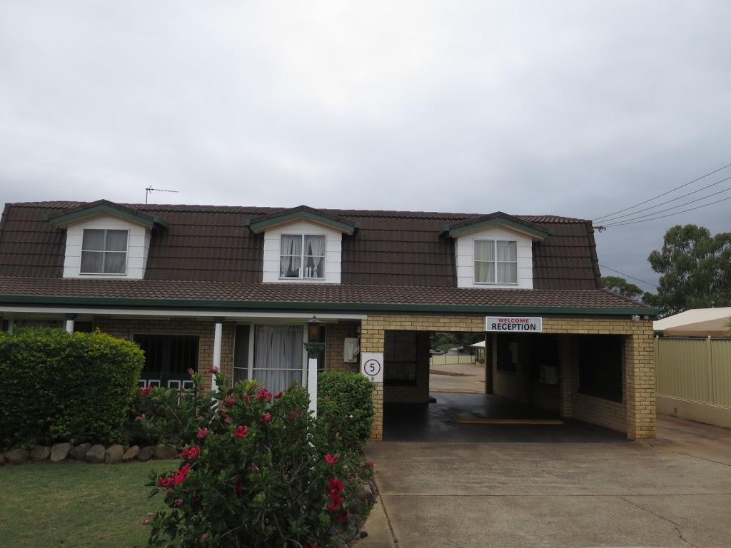 Bridge Street Motor Inn | lodging | 291 Bridge St, North Toowoomba QLD 4350, Australia | 0746343299 OR +61 7 4634 3299