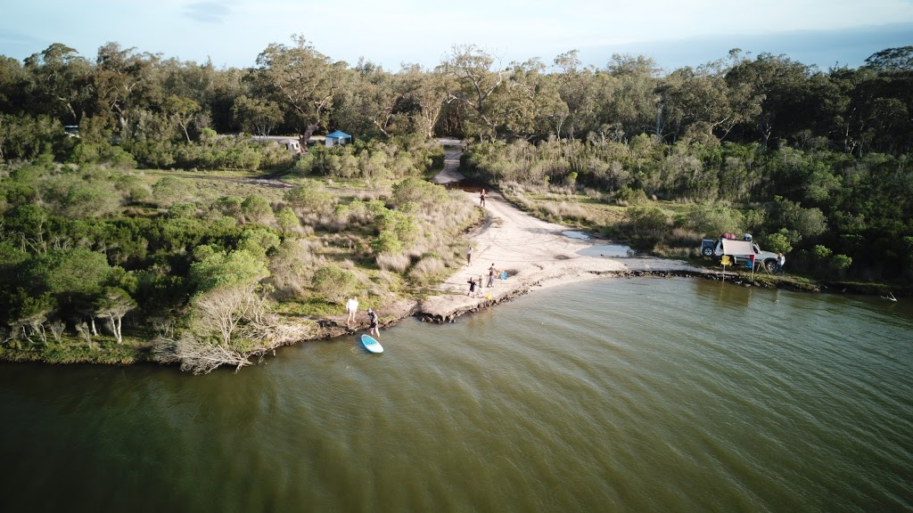 Spoon Bay Campground | campground | Seacombe VIC 3851, Australia