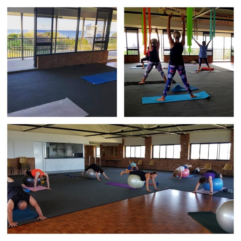 Pat 4 Pilates Yoga Fitness | gym | Fairy Meadow Surf Club, Elliotts Rd, Fairy Meadow NSW 2519, Australia | 0421482770 OR +61 421 482 770