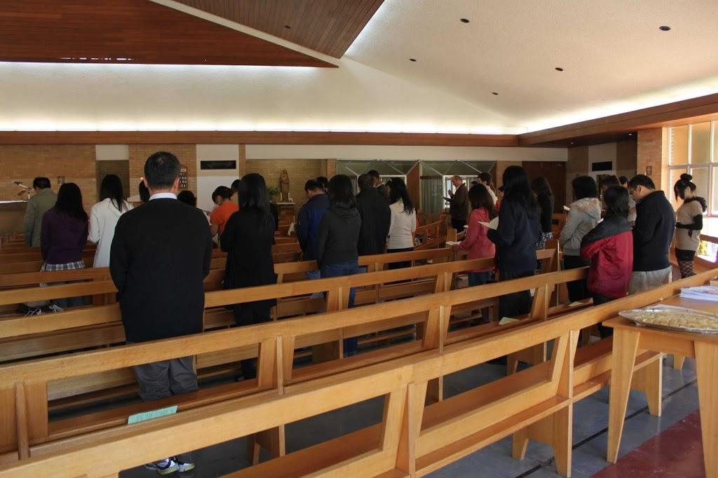 St John the Evangelist Chapel | church | 51 Daley Rd, Acton ACT 2601, Australia | 0412445199 OR +61 412 445 199