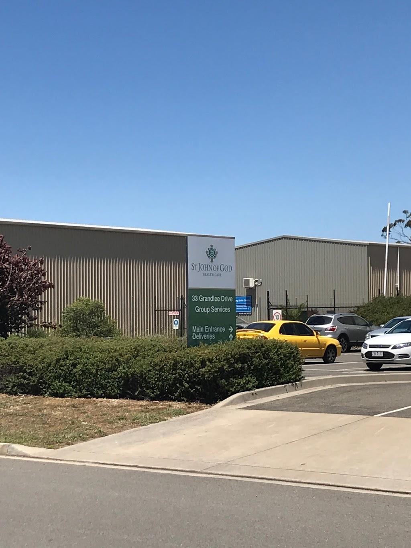 St John of God Group Services | hospital | Wendouree VIC 3355, Australia
