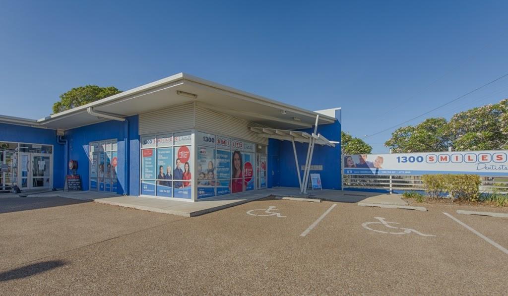 1300SMILES - Belgian Gardens | dentist | 85-89 Bundock St, Belgian Gardens QLD 4810, Australia | 0747714866 OR +61 7 4771 4866