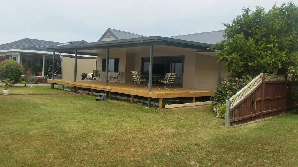Outdoor Leisure Living Patios - Roofing contractor | 387 ... on Outdoor Living Erina id=74049
