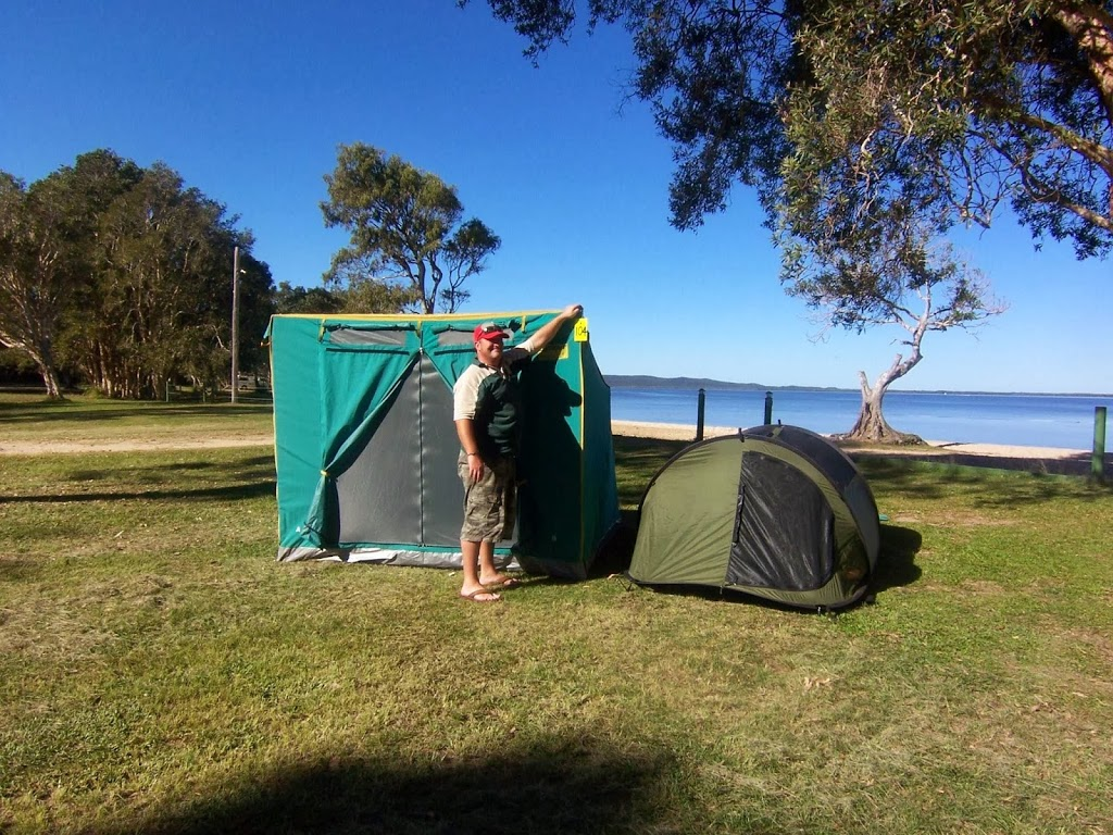 Habitat Noosa Everglades Eco Camp | campground | 204 Lake Flat Rd, Boreen Point QLD 4565, Australia | 0754853165 OR +61 7 5485 3165