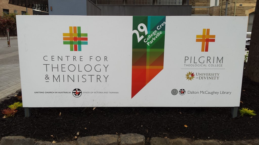 Pilgrim Theological College | university | 29 College Cres, Parkville VIC 3052, Australia | 0393408800 OR +61 3 9340 8800