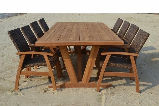 Lister Teak Garden Furniture | furniture store | 22 Industry Ct, Lilydale VIC 3140, Australia | 0397354010 OR +61 3 9735 4010