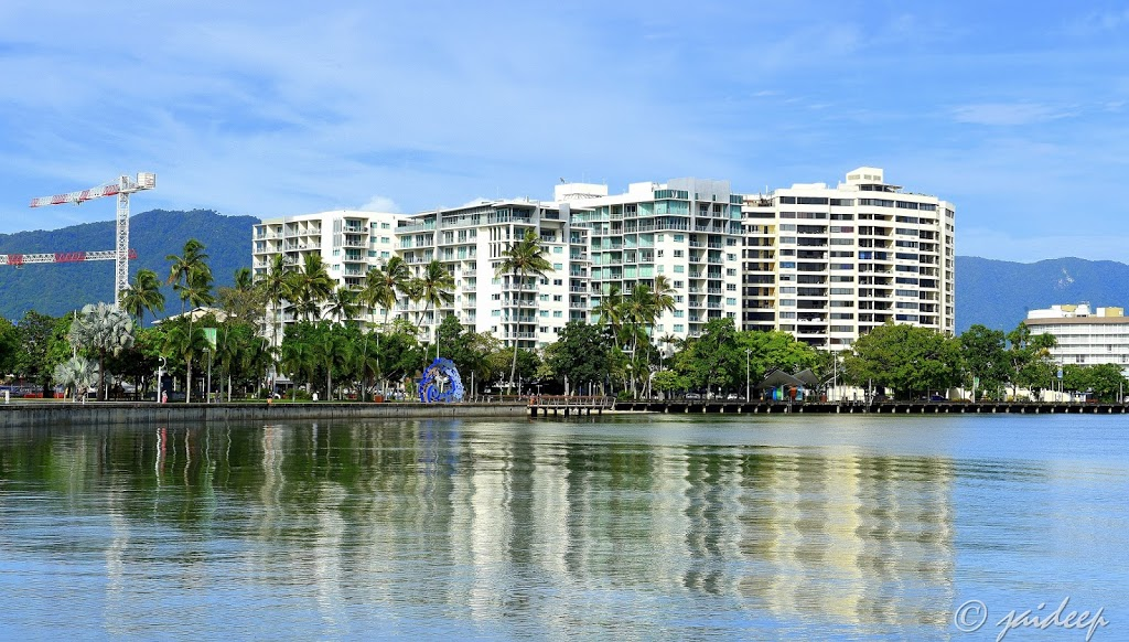 Cairns Esplanade Eastern High Water Pier   park   Esplanade, Cairns City QLD 4870, Australia   0740443715 OR +61 7 4044 3715