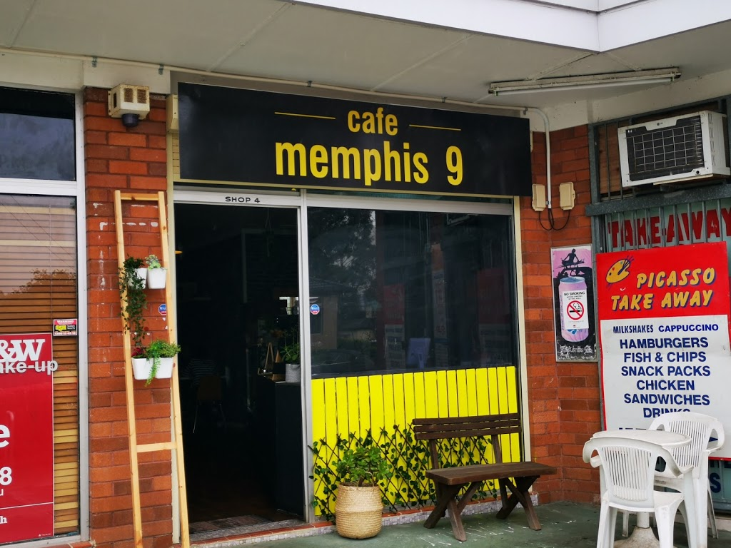 Memphis9 Cafe | cafe | 11 Picasso Cres, Old Toongabbie NSW 2146, Australia | 0478699469 OR +61 478 699 469