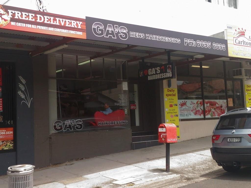 Gas Hairdressing   hair care   13 Durham St, Carlton NSW 2218, Australia   0280958098 OR +61 2 8095 8098