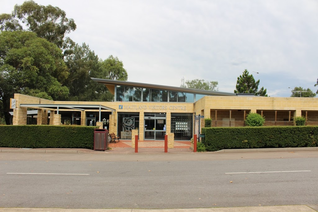 Maitland Visitor Information Centre | travel agency | Ministers Park, 258 New England Hwy &, High St, Maitland NSW 2320, Australia | 0249312800 OR +61 2 4931 2800