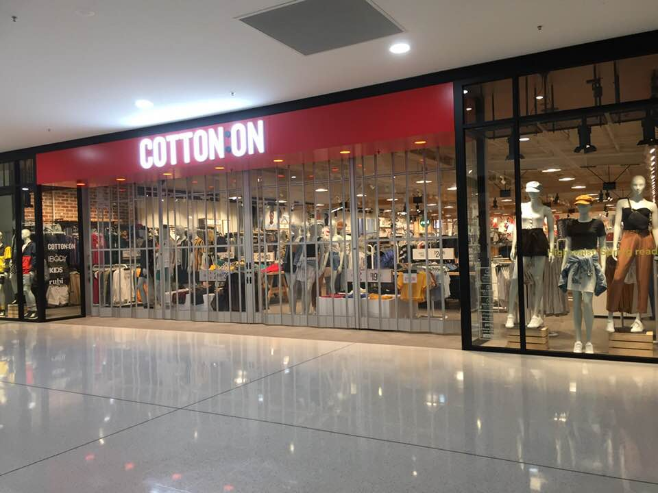 Cotton On | clothing store | 71 Elgin Blvd, Wodonga VIC 3690, Australia | 0260242688 OR +61 2 6024 2688