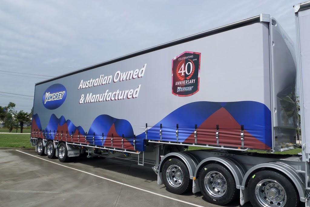 Vawdrey Australia Semi Trailers and Truck Bodies | car repair | 1-41 Quantum Cl, Dandenong South VIC 3175, Australia | 0397973700 OR +61 3 9797 3700