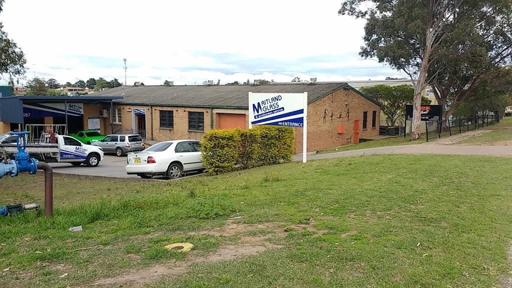 Maitland Glass & Windscreen Service | car repair | 8 Johnson St, Maitland NSW 2320, Australia | 0249328725 OR +61 2 4932 8725