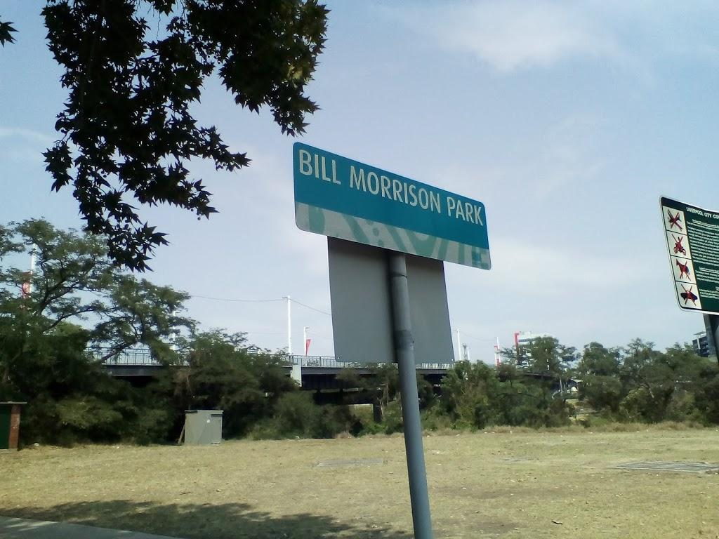 Bill Morrison Park   park   3 Heathcote Rd, Moorebank NSW 2170, Australia