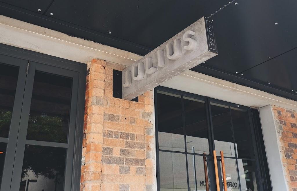 Julius Pizzeria | meal takeaway | 77 Grey St, South Brisbane QLD 4101, Australia | 0738442655 OR +61 7 3844 2655