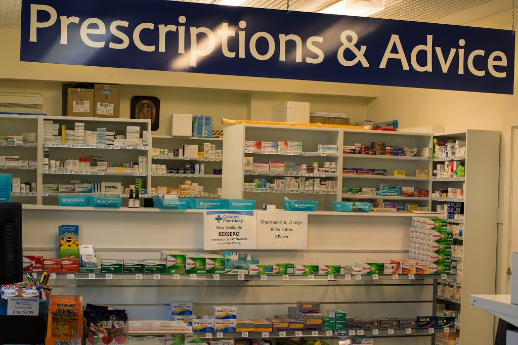 Oakden Pharmacy   health   19-21 134/132 Fosters Rd, Hillcrest SA 5086, Australia   0872212111 OR +61 8 7221 2111