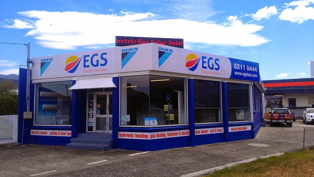 EGS Electric Gas Solar | store | 1 Warwick St, Hobart TAS 7000, Australia | 0362110444 OR +61 3 6211 0444