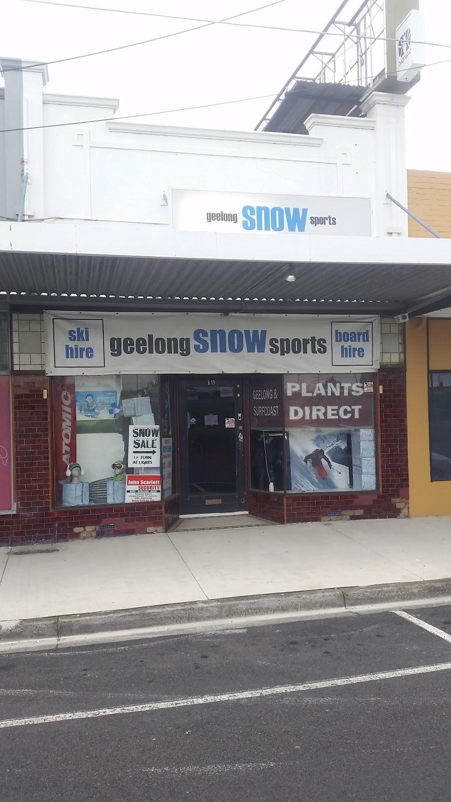 Snow Shack Snowsports Geelong | store | 65/67 Mercer St, Geelong VIC 3220, Australia | 0408902659 OR +61 408 902 659
