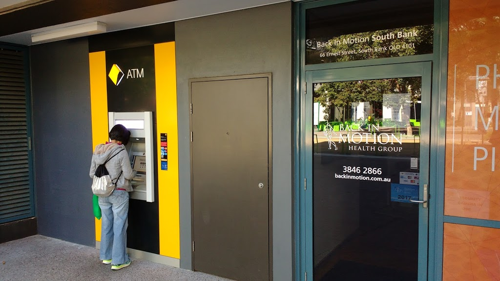 Commonwealth Bank ATM | atm | South Brisbane QLD 4101, Australia