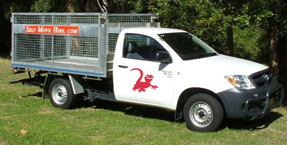 Self Move Hire - Brisbane East | car rental | 65 Caswell St, East Brisbane QLD 4169, Australia | 1300826883 OR +61 1300 826 883