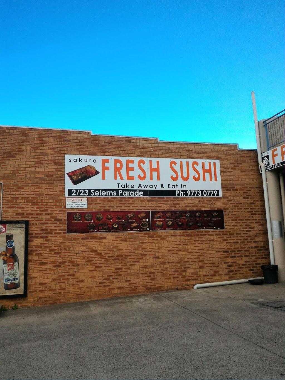 Sakura Fresh Sushi Restaurant 2 23 Selems Parade Revesby Nsw 2212 Australia Ņemot vērā sarežģīto darba tirgu, darba devējs ieinteresēts pieņemt darbā konkrēto darbinieku. sakura fresh sushi restaurant 2 23