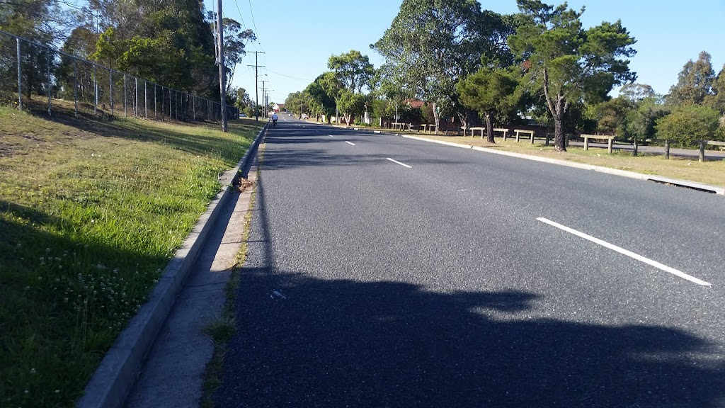 Stockade Hill Heritage Park | park | East Maitland NSW 2323, Australia