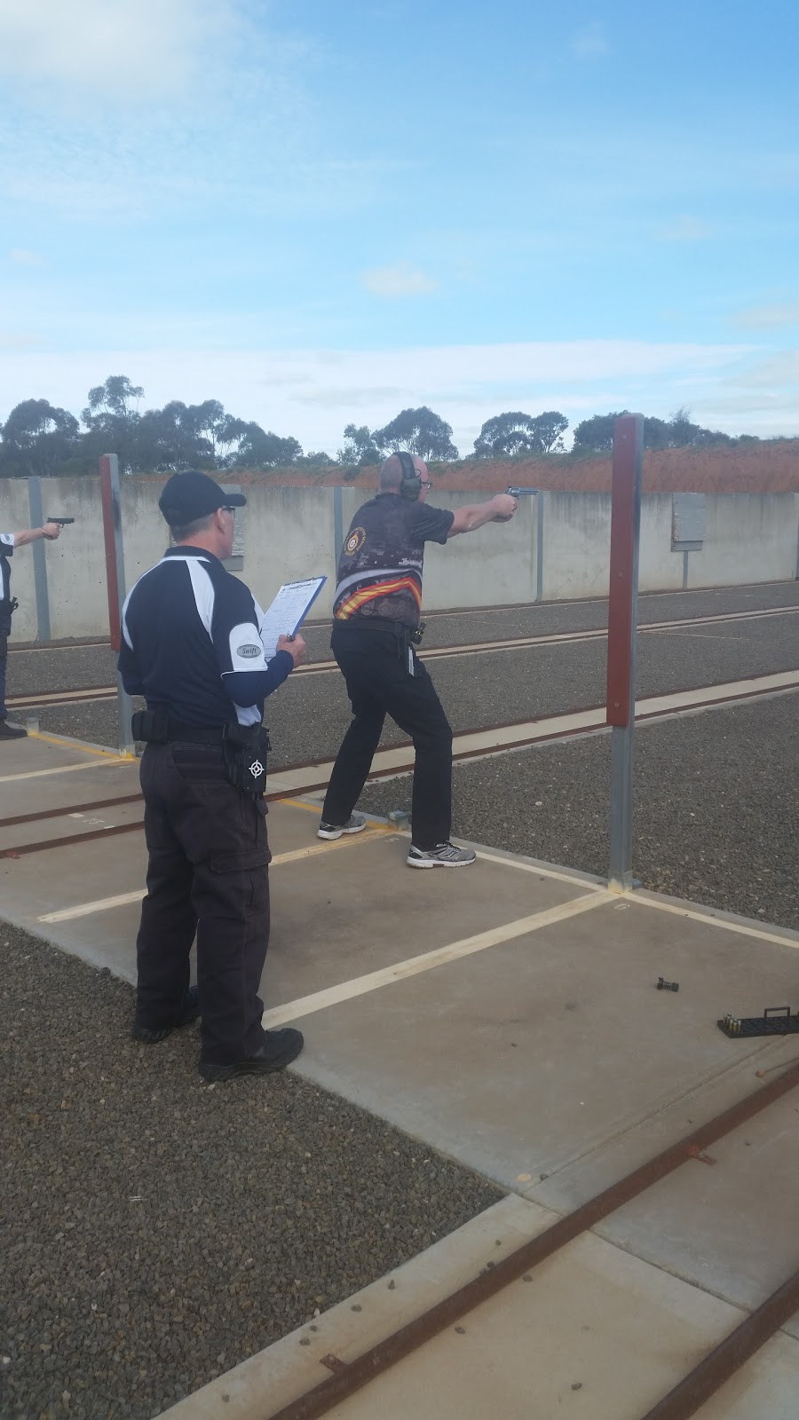 Adelaide Pistol & Shooting Club | point of interest | Mallala Rd, Korunye SA 5501, Australia | 0885202666 OR +61 8 8520 2666