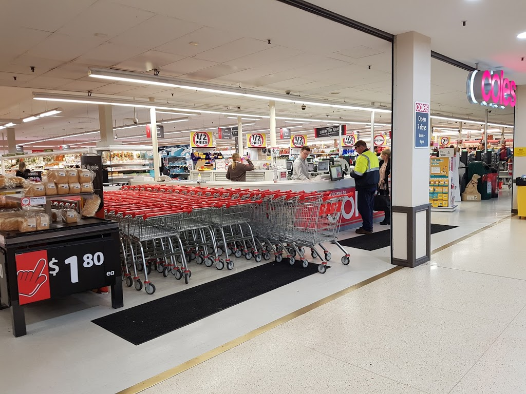 Coles South Bunbury - Store | Parks Centre, 22 Hammersley Dr, South