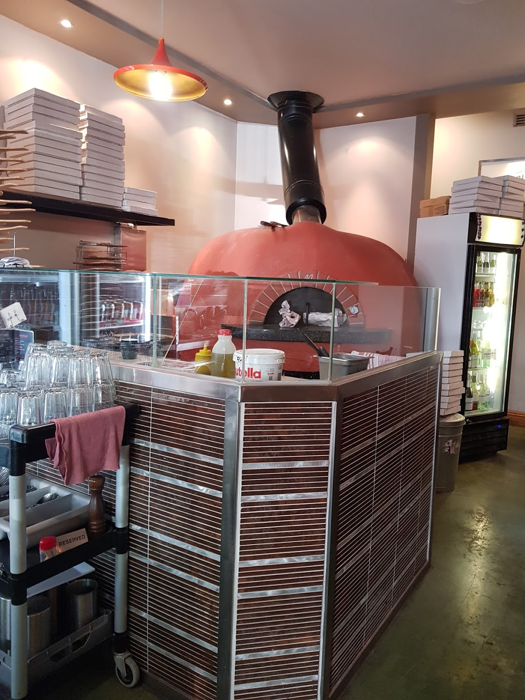 Clay Oven Pizza Restaurant | cafe | 19 Greenhill Rd, Greensborough VIC 3088, Australia | 0394350098 OR +61 3 9435 0098