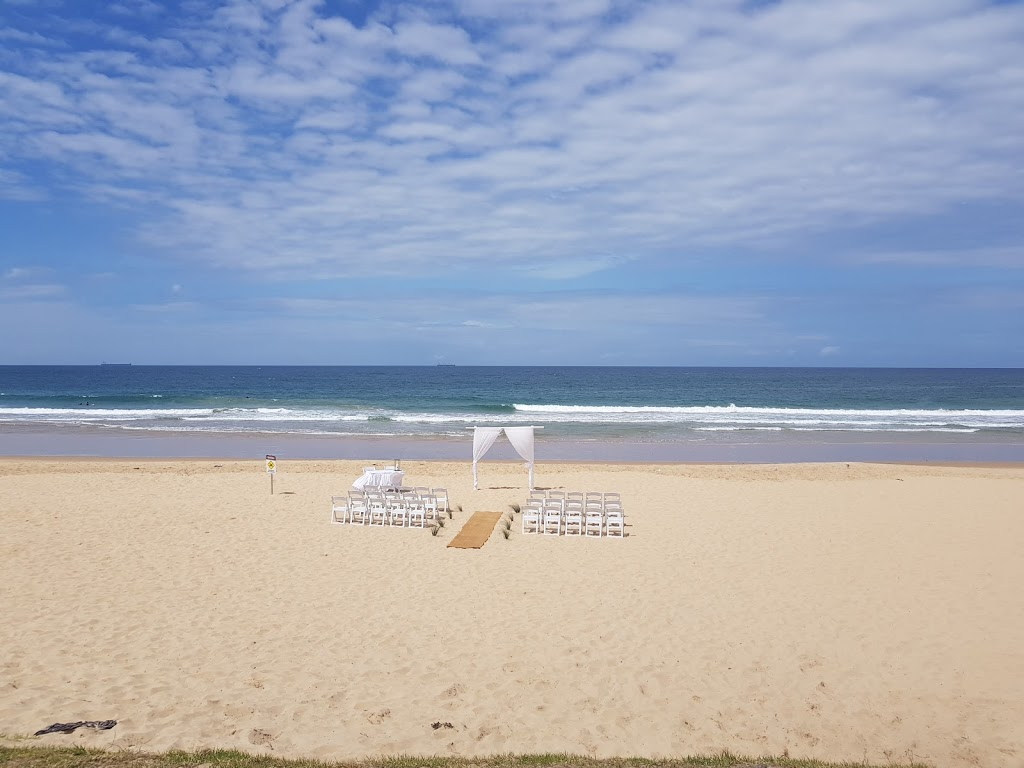 North Wollongong Beach Fore-Dune | park | LOT 3 Cliff Rd, North Wollongong NSW 2500, Australia