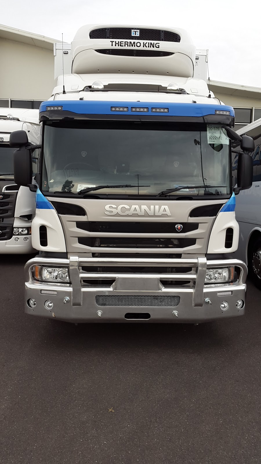 Scania Australia PTY Ltd. | moving company | 212-216 Northbourne Rd, Campbellfield VIC 3061, Australia | 0392173300 OR +61 3 9217 3300