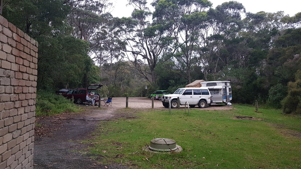 RV 36 hour small camp site with public toilet | lodging | 402/404 Rosherville Rd, Metung VIC 3904, Australia