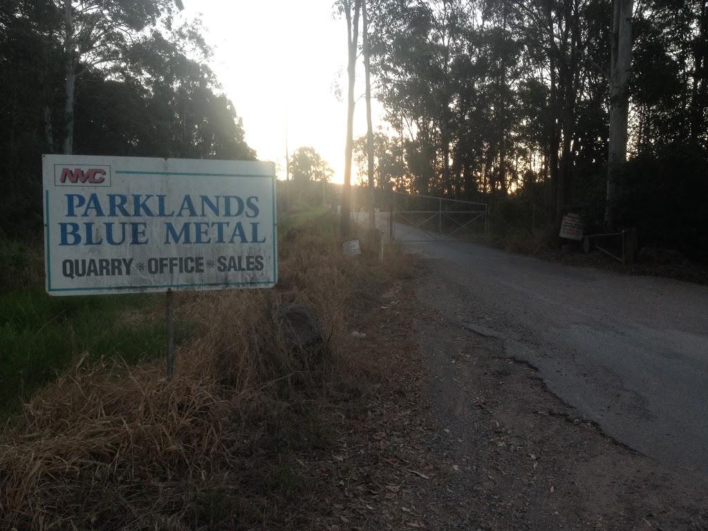 Parklands Blue Metal | point of interest | Oleander Dr, Parklands QLD 4560, Australia | 0754415644 OR +61 7 5441 5644
