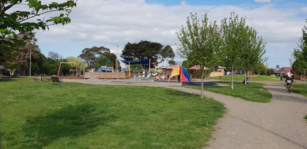 Sparrow Park   park   Geelong West VIC 3218, Australia