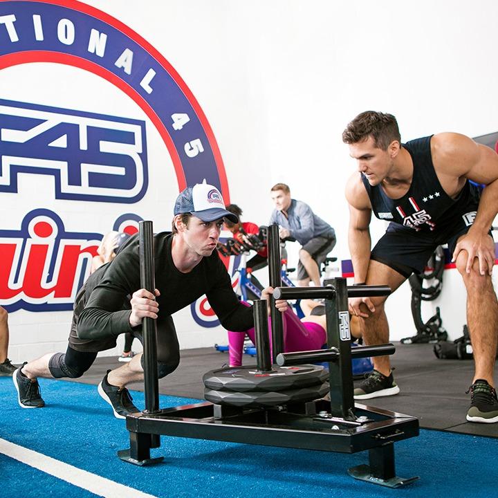 F45 Prodigy Redbank Plains | gym | 357/403 Redbank Plains Rd, Redbank Plains QLD 4301, Australia | 0404157274 OR +61 404 157 274