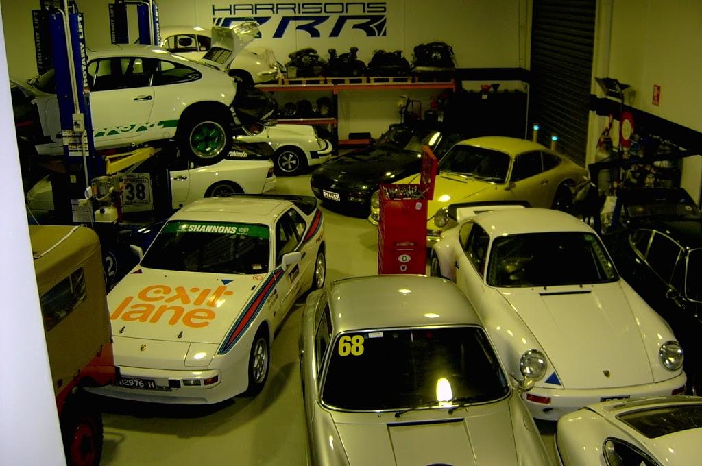 Harrisons RRR | car repair | 14/12 Edina Rd, Ferntree Gully VIC 3156, Australia | 0397581411 OR +61 3 9758 1411