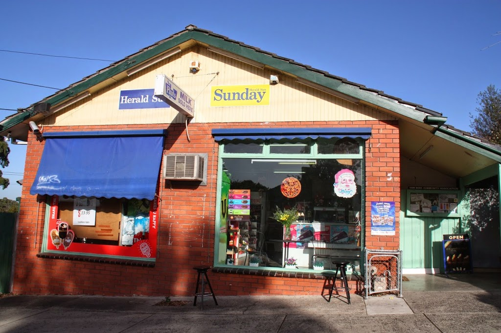 Milkbar Yuning Pty Ltd | convenience store | 5 Robern Parade, Viewbank VIC 3084, Australia | 0394552986 OR +61 3 9455 2986