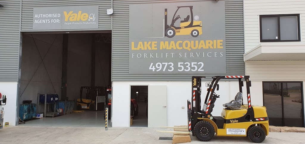 Lake Macquarie Forklift Services | store | Brodie St, Morisset NSW 2264, Australia | 0249735352 OR +61 2 4973 5352
