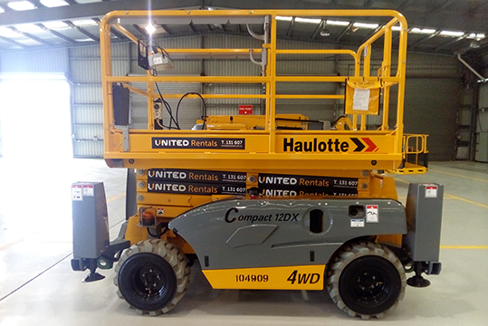 United Forklift and Access Solutions | store | 17 Stock Rd, Cavan SA 5094, Australia | 0871324400 OR +61 8 7132 4400