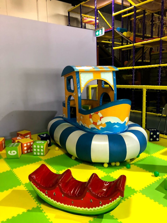 Chipmunks Playland & Cafe Villawood | cafe | 1/850 Woodville Rd, Villawood NSW 2163, Australia | 0297256140 OR +61 2 9725 6140