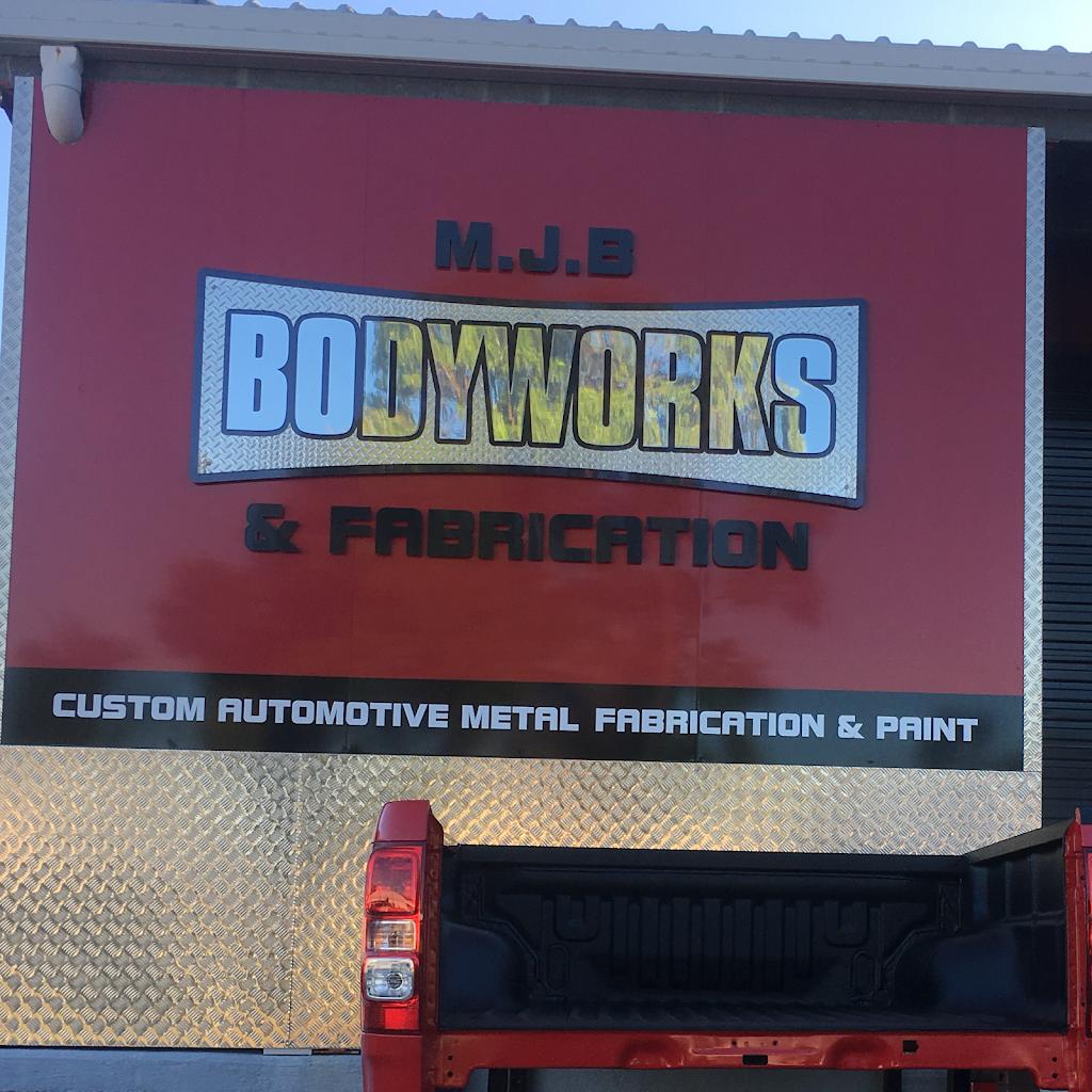 MJB Bodyworks | car repair | 20/125 Sugar Rd, Maroochydore QLD 4558, Australia | 0754435568 OR +61 7 5443 5568