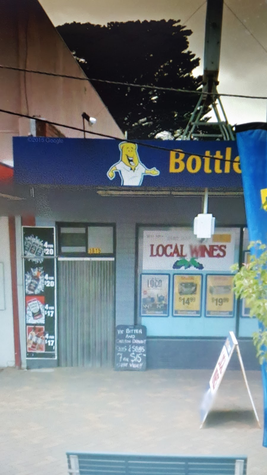 Bottlemart - Point Nepean Cellars | store | 1615 Point Nepean Rd, Capel Sound VIC 3940, Australia | 0359823166 OR +61 3 5982 3166