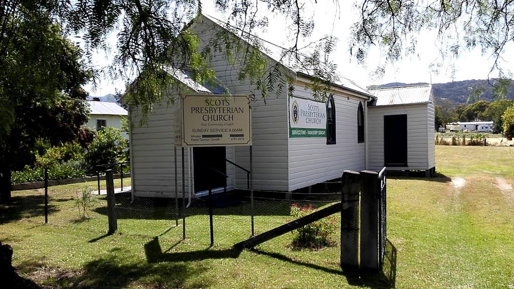 Scots Presbyterian Church | church | 48 Gill St, Moonbi NSW 2353, Australia