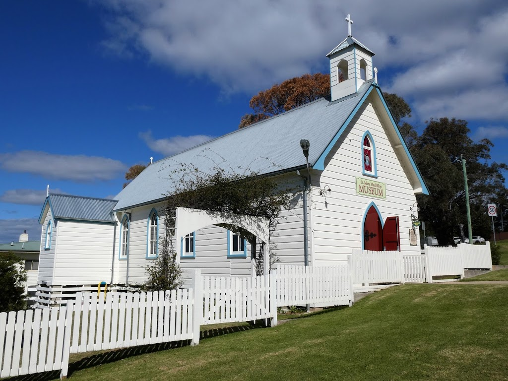 St.Mary MacKillop Museum - Mary MacKillop Hall | museum | Calle Calle St, Eden NSW 2551, Australia | 0264961715 OR +61 2 6496 1715