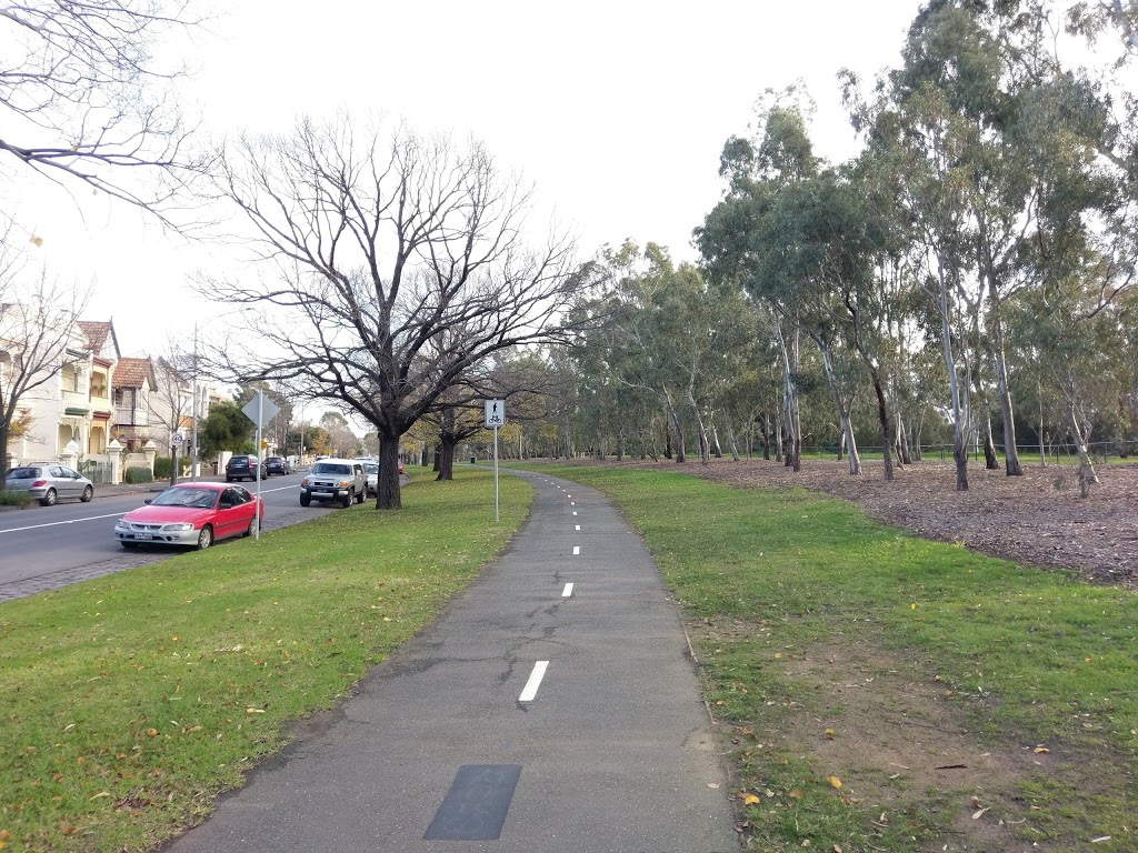 Australian Native Garden | park | Parkville VIC 3052, Australia | 0396589658 OR +61 3 9658 9658