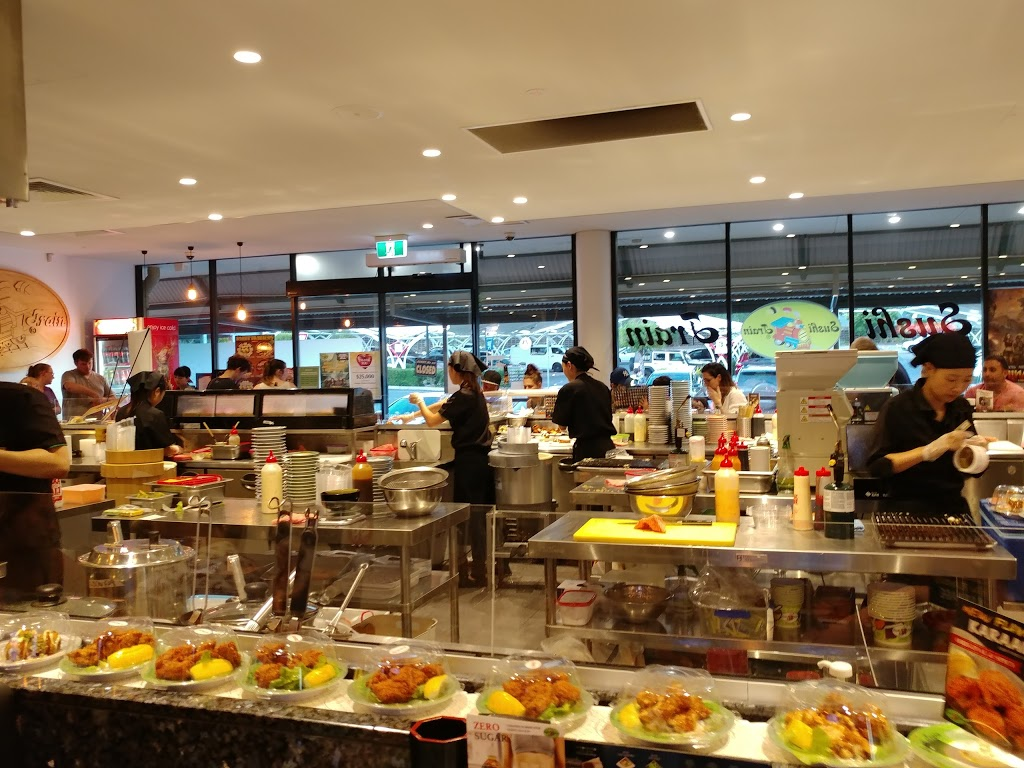 Sushi Train Cannon Hill | restaurant | Cannon Hill Kmart Plaza Shopping Centre C2 Creek Rd &, Wynnum Rd, Cannon Hill QLD 4170, Australia | 0733958966 OR +61 7 3395 8966