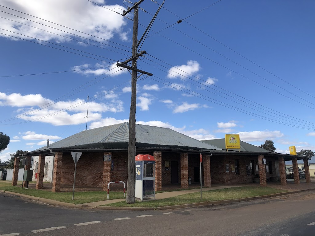 Nevertire Hotel | lodging | Mitchell Hwy, Nevertire NSW 2831, Australia | 0268476234 OR +61 2 6847 6234