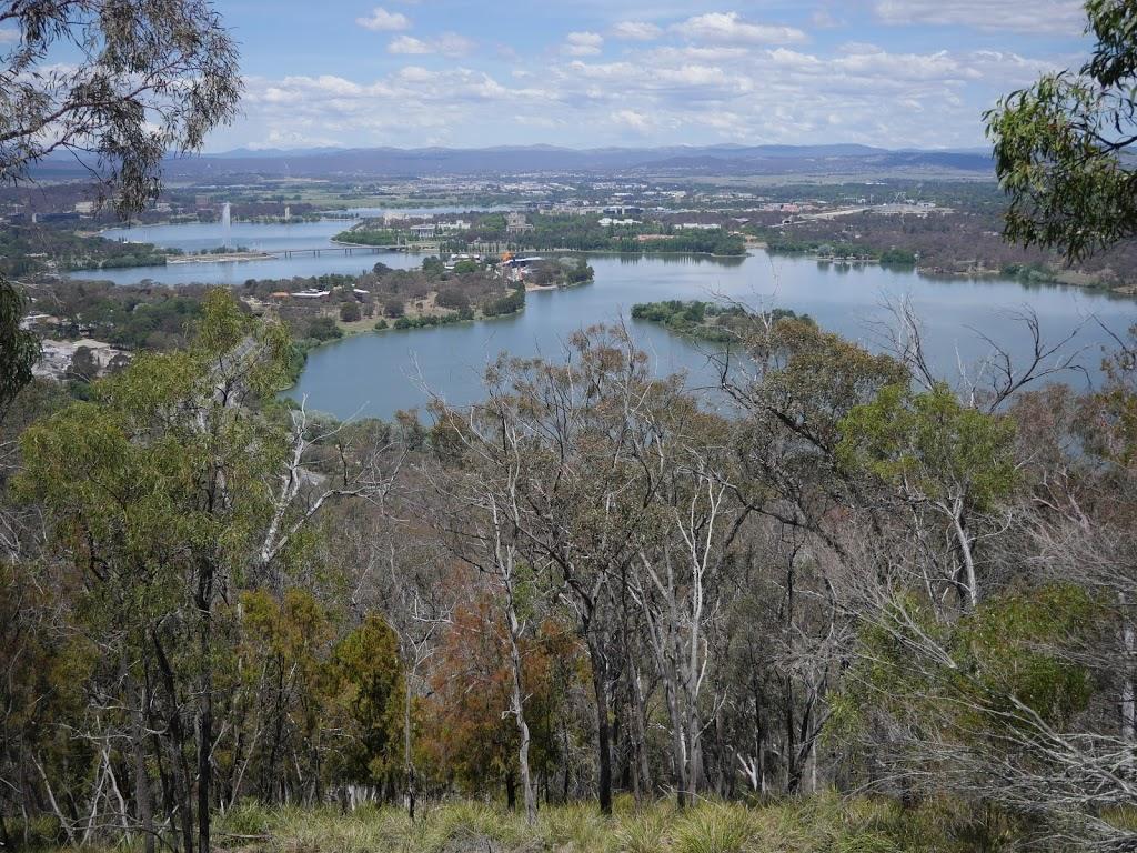 Black Mountain Tower Lookout | park | Australian Capital Territory 2602, Australia